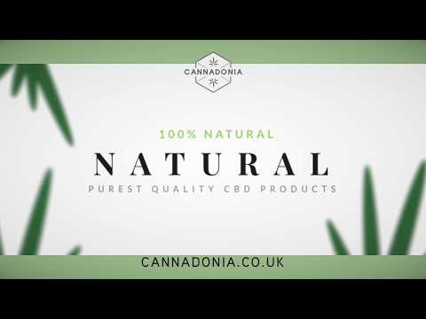 Cannadonia CBD OIl - Television Commercial