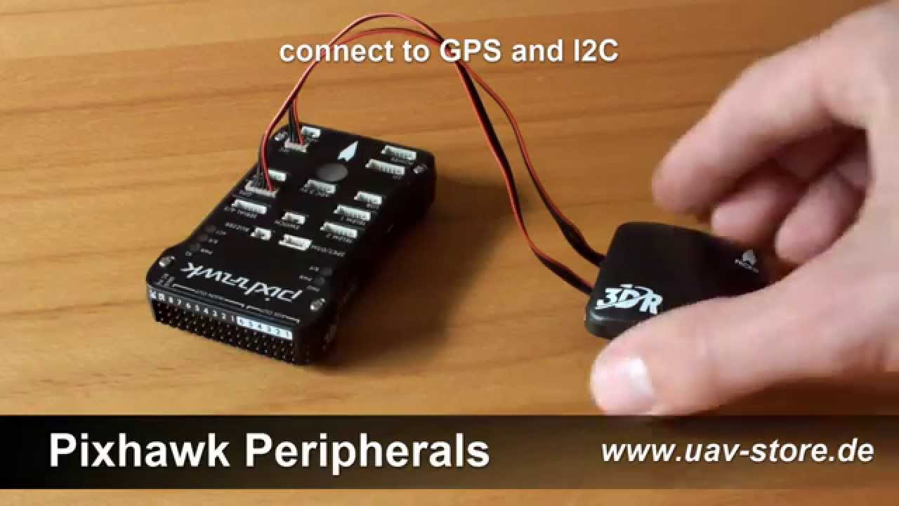 Pixhawk Peripherals Overview And Connection Guide Youtube Quadcopter Wiring
