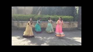 Cham Cham, chitiya kalaiya and kheech meri photo mash up dance