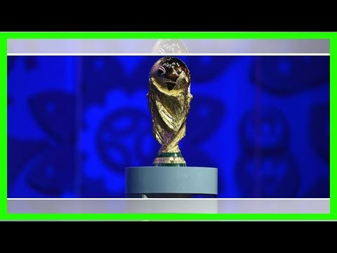 Sport News - All look at the 2018 world cup final field