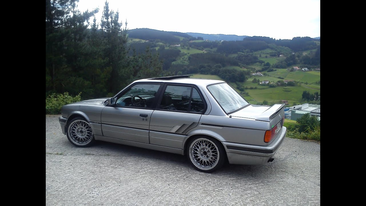 bmw 325i e30 m technik 2 drifting youtube