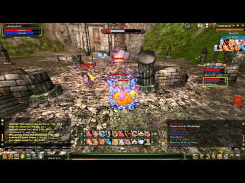 ByMaRKaSI Athena Warrior Pk Movie (Player is PanthinoL)