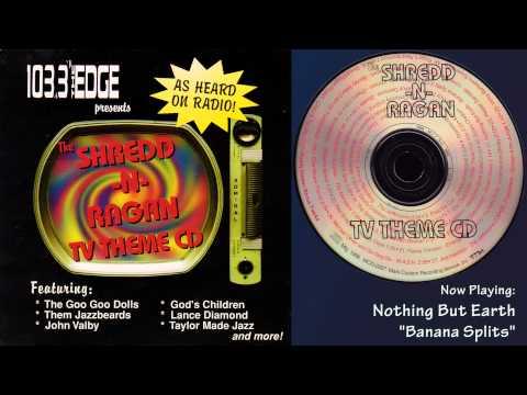 The Shredd -N- Ragan TV Theme CD - 1996