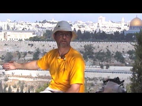 Mount of Olives  - Part 17 - Israel Tour / Bible Lands / Holy Lands
