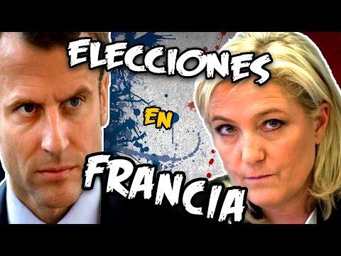 MARINE LE PEN - ELECCIONES EN FRANCIA 2017