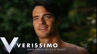 Verissimo - Il bel Giulio Berruti si rivela a Silvia Toffanin