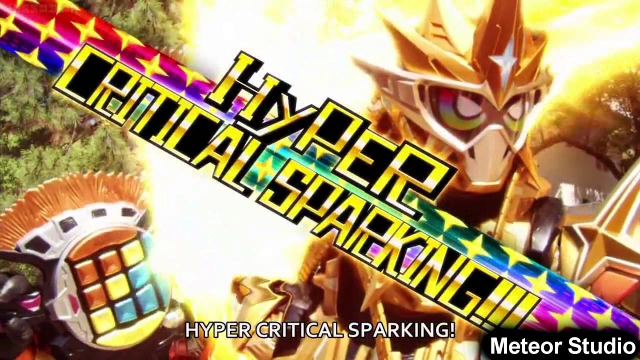 Kamen Rider Ex Aid Henshin Finisher Form Hyper Muteki Youtube