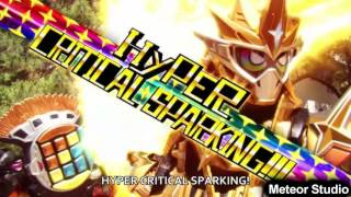 Gambar cover Kamen Rider Ex-Aid Henshin +Finisher (Form Hyper Muteki )
