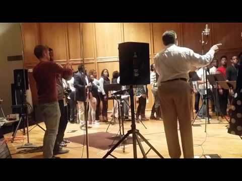 "Wiley College A Capella Choir ""I Couldn't Hear Nobody Pray"""