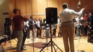 "Wiley College A Capella Choir ""I Couldn't Hear Nobody Pray"""
