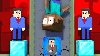 Monster School : Mr Bullet ALL EPISODES - Spy Puzzles Challenge - Minecraft Animation