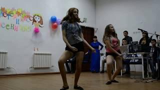"Осенний бал 2015. Танец 9""Б"" класса."