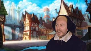 An Interview With William Shakespeare (Time And Space Face To Face EP1)