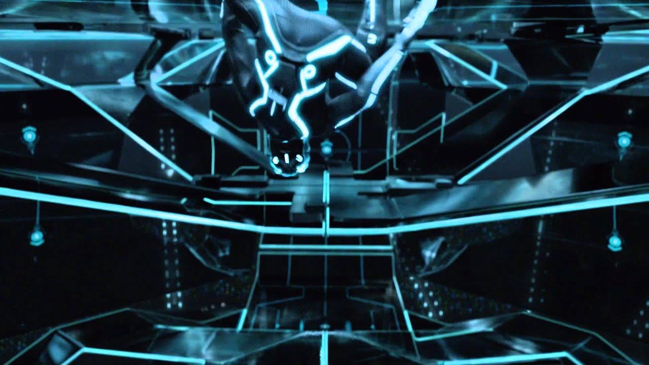 tron legacy: sam vs. rinzler (1080p) - youtube