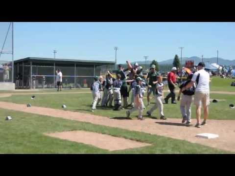 Idaho State Champions 2013 9/10 Little League