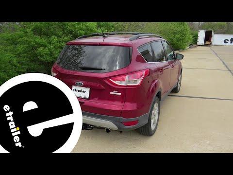 etrailer   Best 2013 Ford Escape Trailer Hitch Options