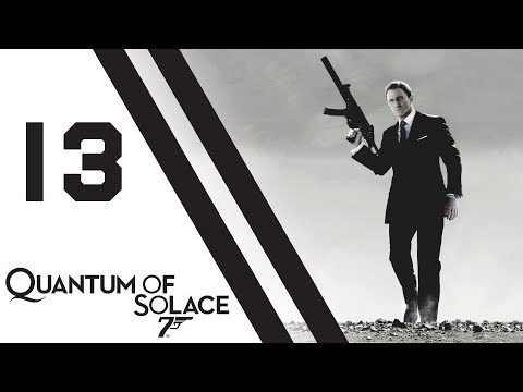 Let's Play Quantum of Solace - 13 - Eco Hotel