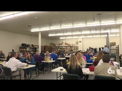 Idaho Sees Record Turnout For May Primary Election