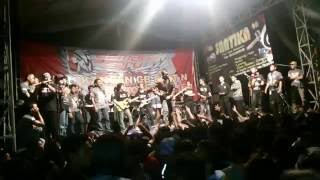 cak waras live in hcbc malang