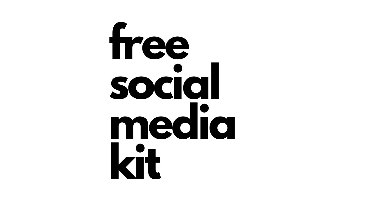 Polaris Marketing Training - FREE SOCIAL MEDIA KIT