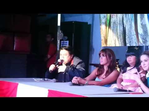 Niño Muhlach talks about son Alonzo