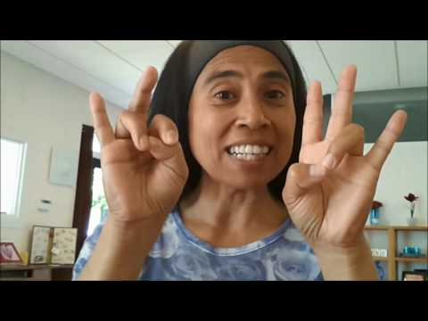 a powerful mudra for healthy hair