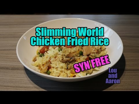 EASY Slimming World Chicken Fried Rice - SYN FREE - Fakeaway