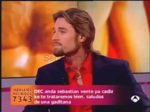 Sebastián Rulli en el programa ¿Dónde estás corazón? [Parte2]