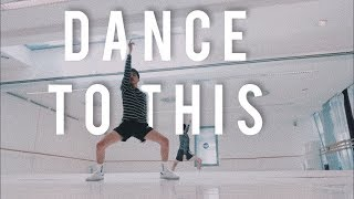 TROYE SIVAN - DANCE TO THIS 'KYLE HANAGAMI CHOREOGRAPHY'