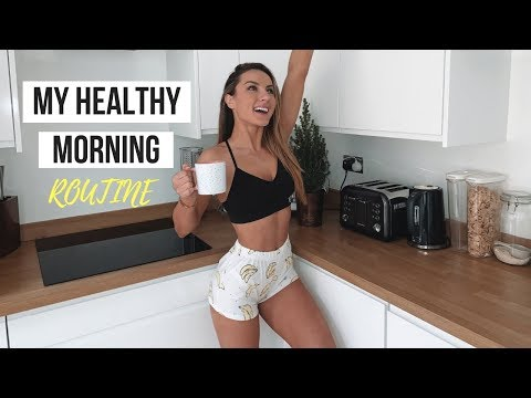 MY HEALTHY MORNING ROUTINE | Healthy and Happy Habits