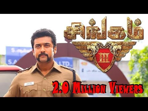 Singam 3 - Tamil Full movie 2017 (REVIEW)