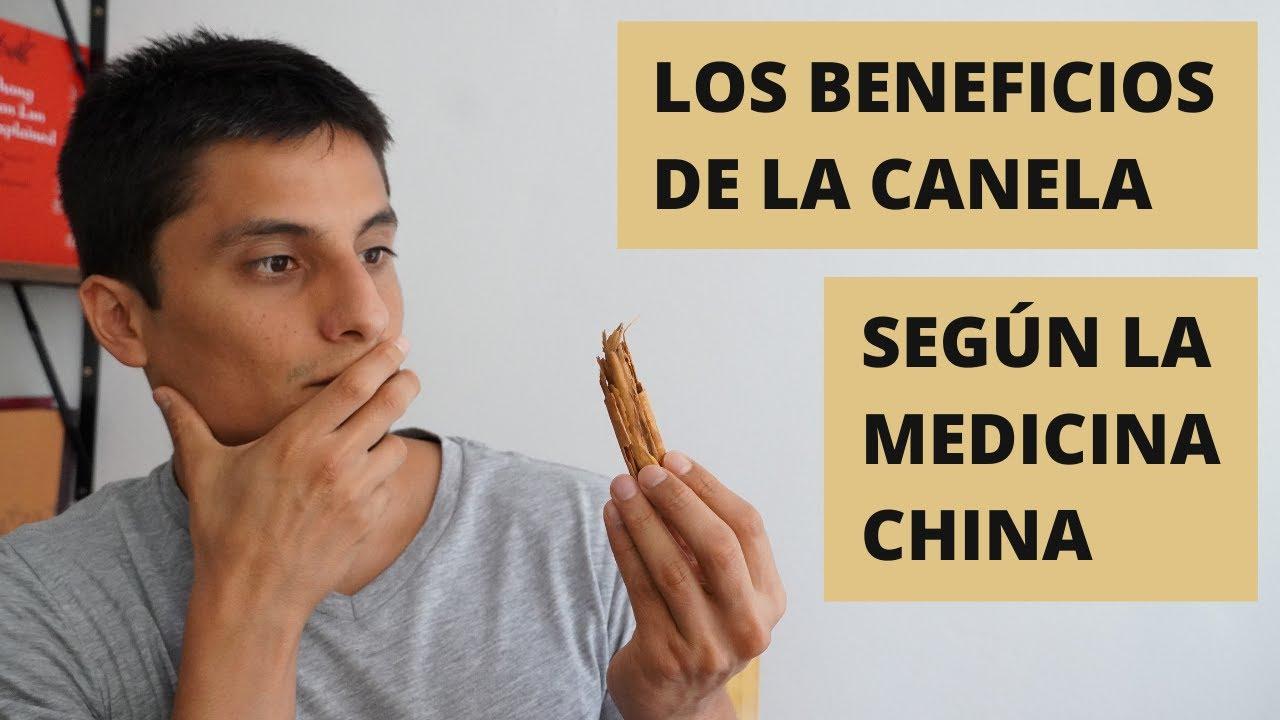 Los Beneficios de la Canela según la Medicina China