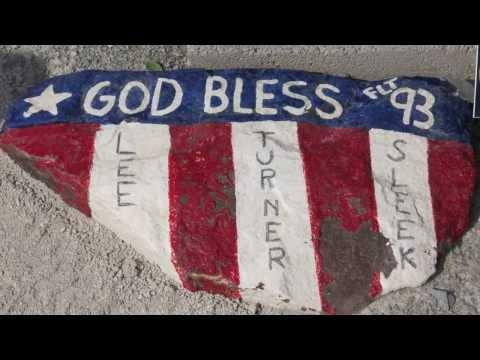 Hyldest til det amerikanske flag