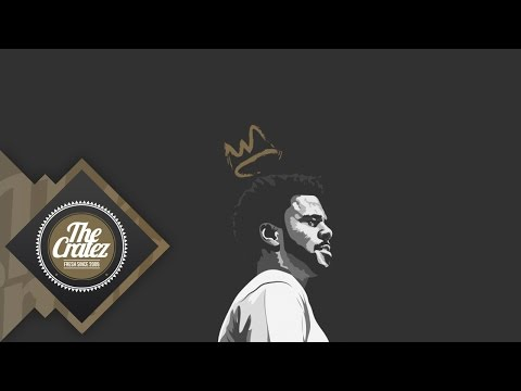 """J. Cole Type Beat 2017 """"The People""""    The Cratez"""