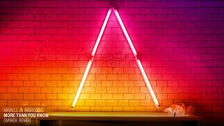 Download Lagu Axwell Λ Ingrosso - More Than You Know (Wiwek Remix) Mp3