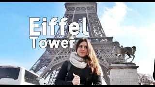 What's at the top of the Eiffel Tower? Paris Travel Guide