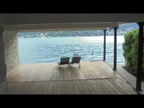Como lake. Elegant old villa available for rent and for sale
