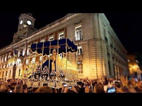 Another Day in Madrid: Plaza de Espana, El Prado, Reina Sofia, y Processiones