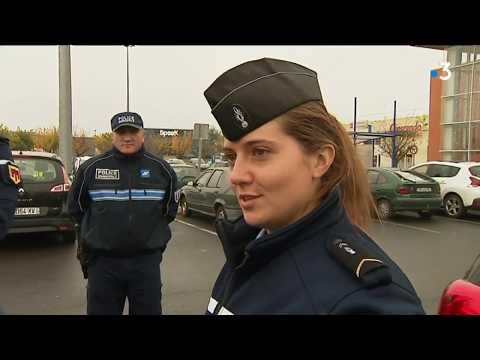 Le quotidien de la brigade de gendarmerie à Thiers (Puy-de-Dôme)