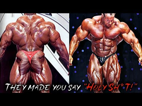 Top 5 MIND-BLOWING Physiques That SHOCKED The Bodybuilding World!