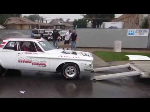2015 Route 66 Car Show Berwyn IL 1962 Dodge Dart Max Wedge