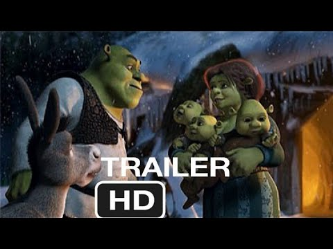 Shrek V (2022) Official Teaser Trailer #1 Mike Myers, Eddie Murphy Film [Concept]
