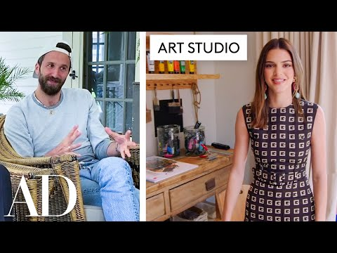 How Kendall Jenner's Architects Designed Her Laid-Back L.A. Home | Architectural Digest