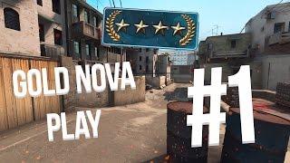Gold nova play | Голд нова плей  #1