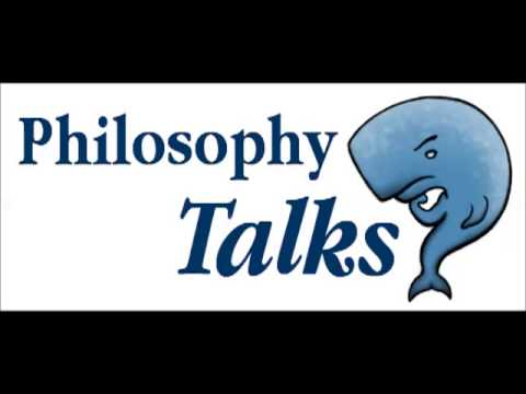 Philosophy Talks - Sep 25th