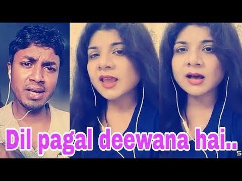 Dil pagal deewana hai -- Barsaat. My cover 193.