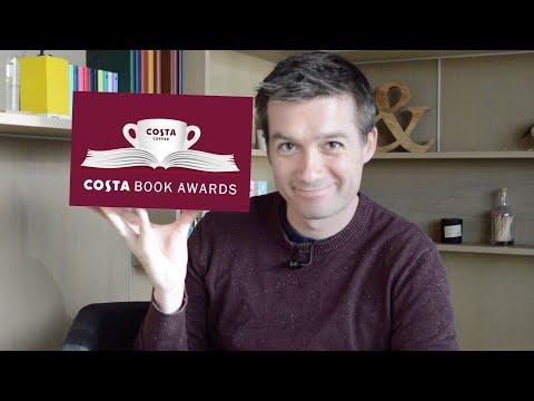 Vlog: Costa Book Awards