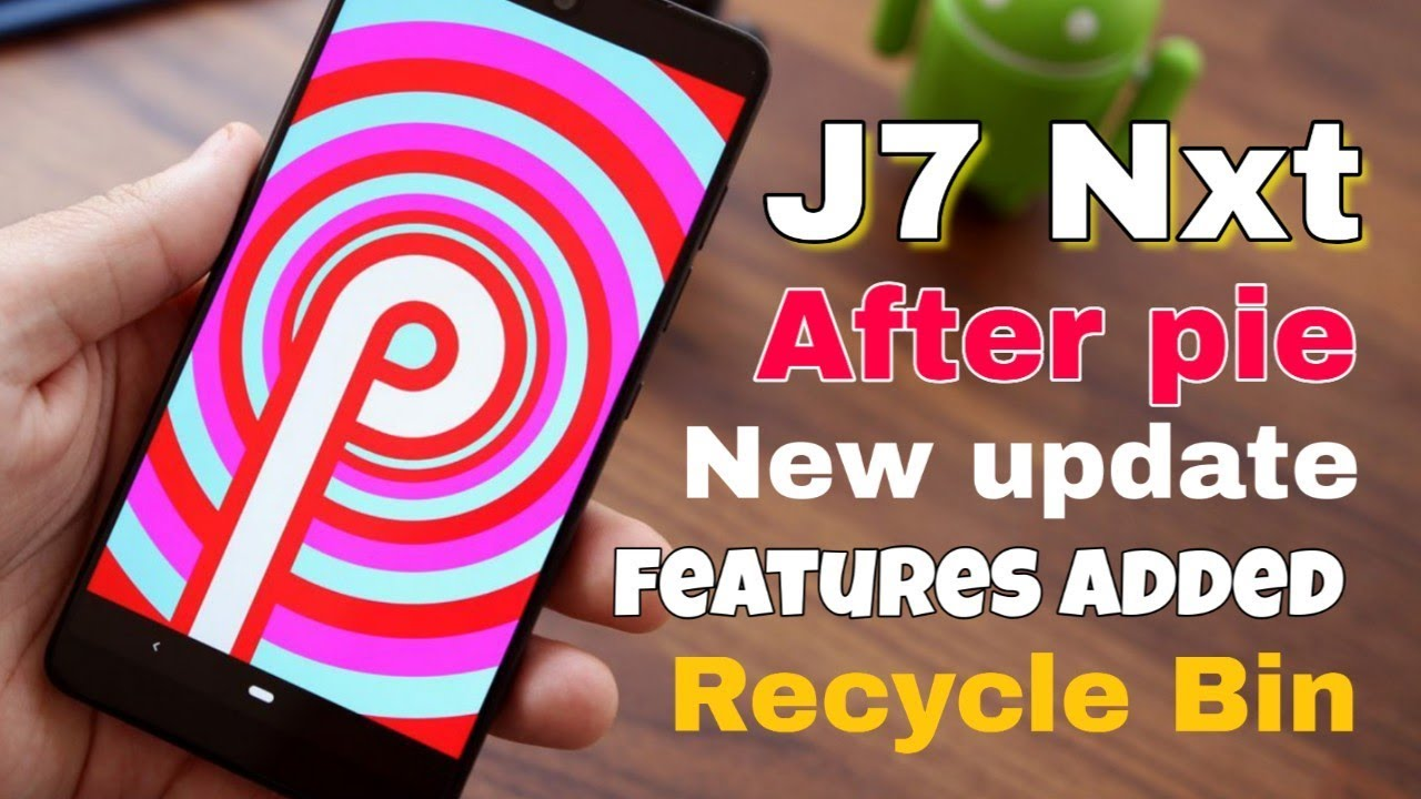 J7 nxt after pie with one ui update review and details | whats new