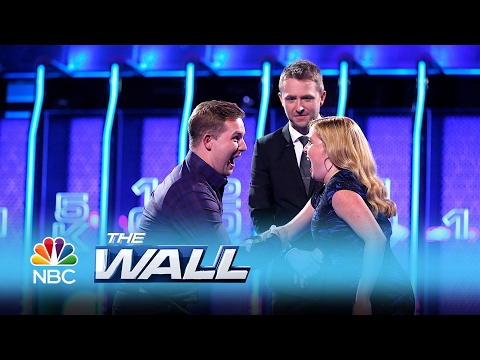 The Wall - One Rockin' Free Fall (Episode Highlight)
