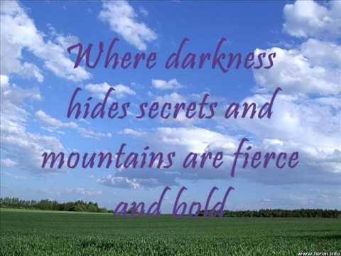 Julie Fowlis - Touch the Sky lyrics